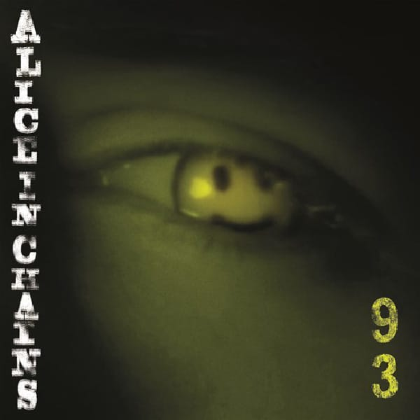 Alice In Chains - 2 acetatos de siete pulgadas con canciones raras disponible en Record Store Day Costa Rica - Denki Records