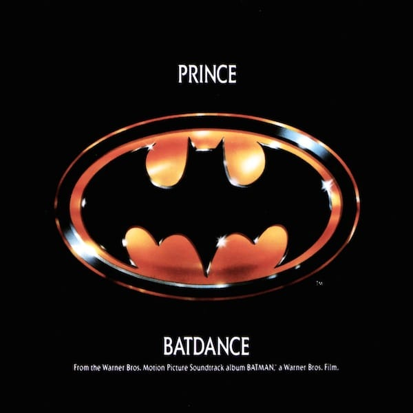 Prince - Batdance (12 inches Maxi-single reissue)