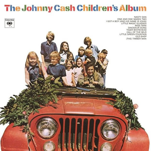 The Johnny Cash Children's Album at Record Store Day Costa Rica