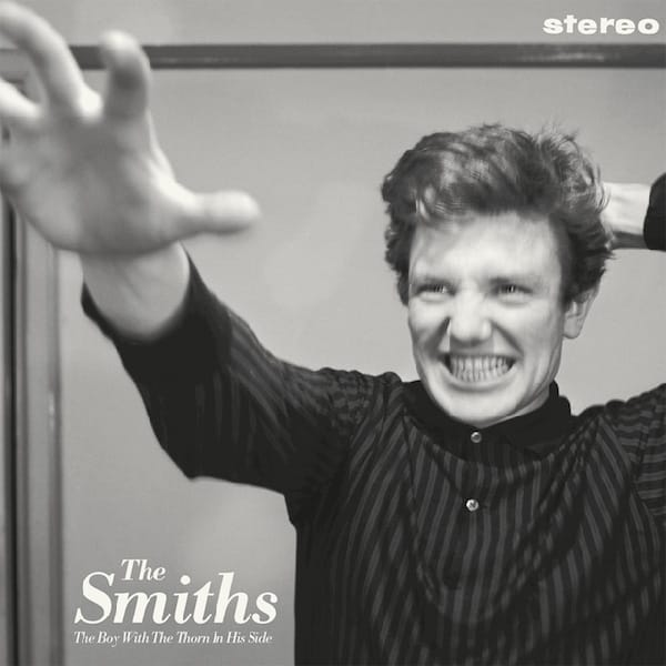 New cover for The Smiths - The Boy With The Thorn In His Side