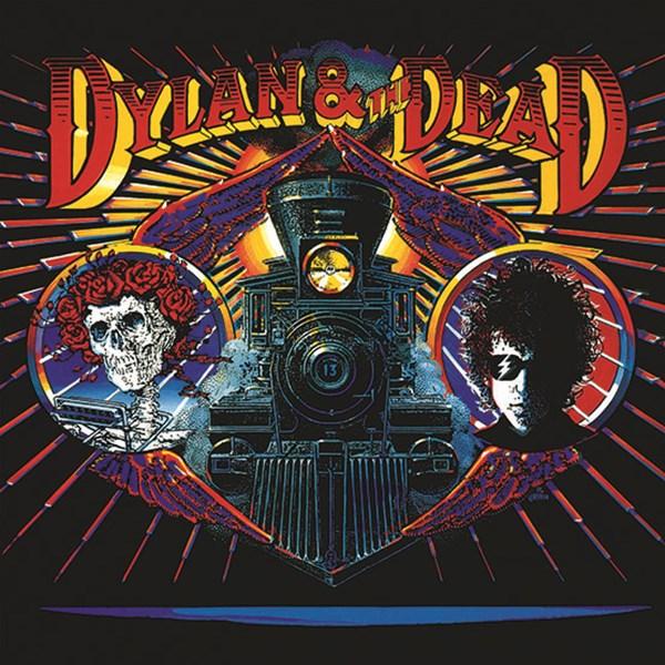 Bob Dylan & The Grateful Dead - Dylan & The Dead: Vinilo azul y rojo de 150 gramos, limitado a 5000 copias, lanzamiento por primera vez en Record Store Day.