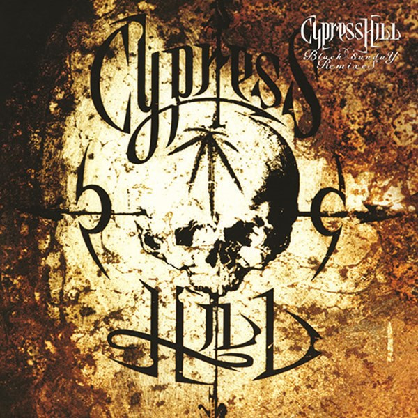 Cypress Hill - Black Sunday Remixes: Limitado a 2500 copias, lanzamiento exclusivo de Record Store Day
