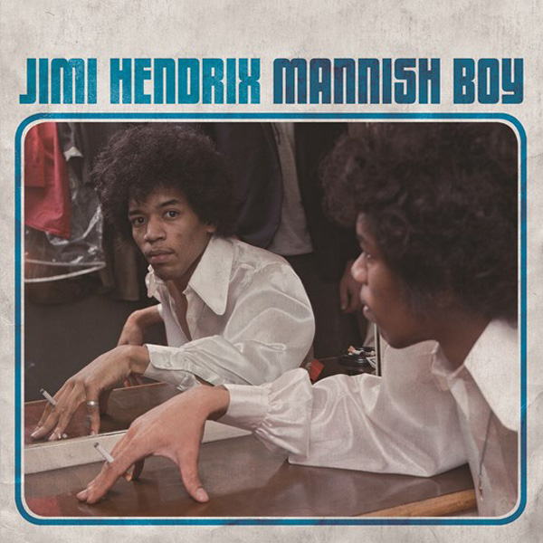 "Jimi Hendrix - Mannish Boy b/w Trash Man - 7"", Limitado a 4000 copias, lanzamiento exclusivo de Record Store Day"