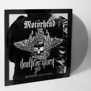 Motörhead - Death Or Glory (aka Bastards): Edición limitada y númerada a 2000 copias, vinilo de color plateado sólido, remasterización audiófila, 180 gramos.