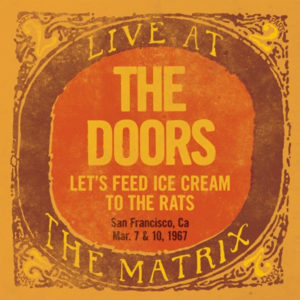 Doors, The - The Matrix Part II: 180 gramos, lanzamiento exclusivo para Record Store Day, limitado a 5800 copias.