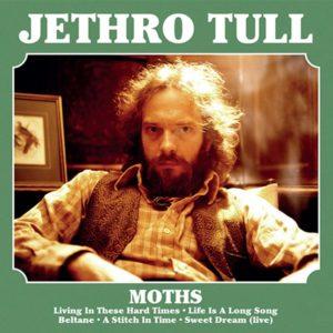 """Jethro Tull - Moths: EP en un vinilo de 10"""" de 100 gramos, limitado a 6500 copias, lanzamiento exclusivo para Record Store Day"""