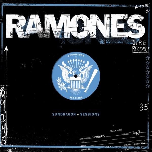 Ramones - Sundragon Sessions – Limitado a 10000 copias, númerado, vinilo de 180gramos, lanzamiento exclusivo para Record Store Day