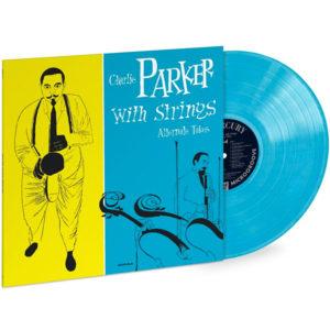 Vinilo azul, limitado a 2500 copias, exclusivo para tiendas independientes.