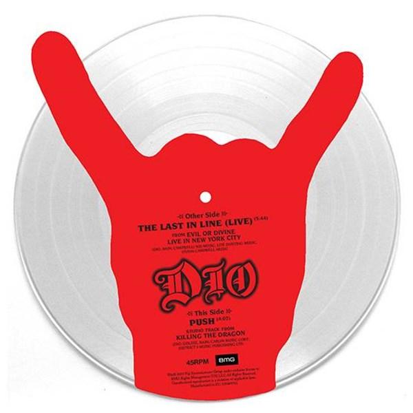 Picture disc, limitado a 3000 copias, exclusivo para tiendas independientes.