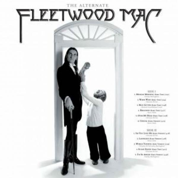 """Vinilo de 180 gramos, tomas alternativas siguiendo el orden del álbum original, de la edición de lujo de """"Fleetwood Mac"""", limitado a 7000 copias, exclusivo para tiendas independientes."""